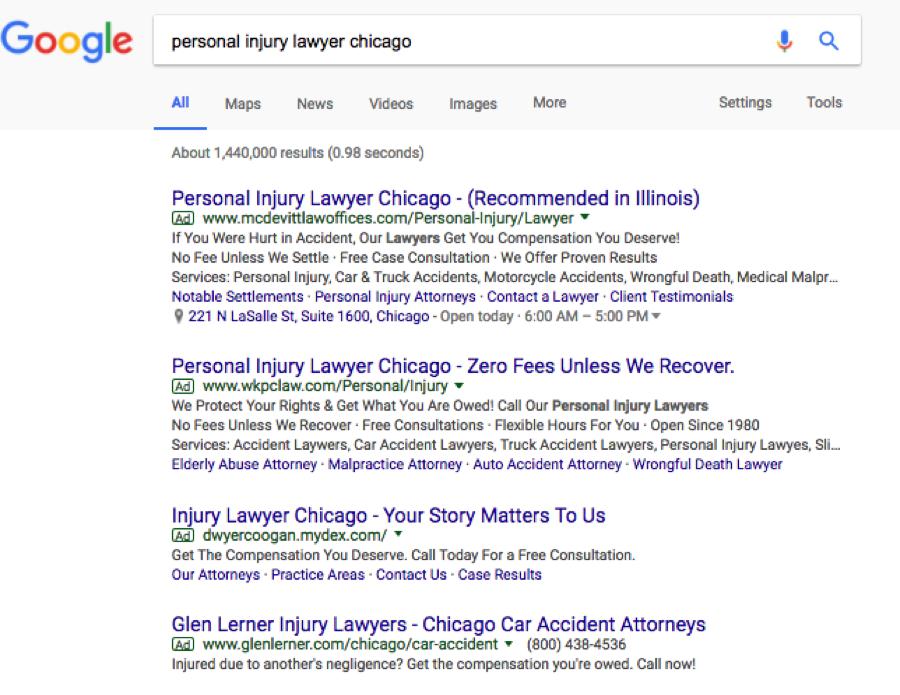 Google Search SEO
