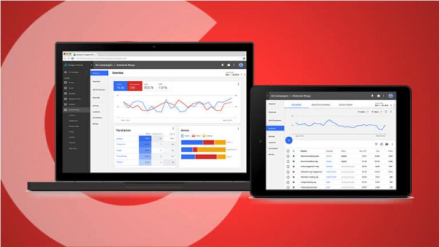 Google Adwords New User Interface