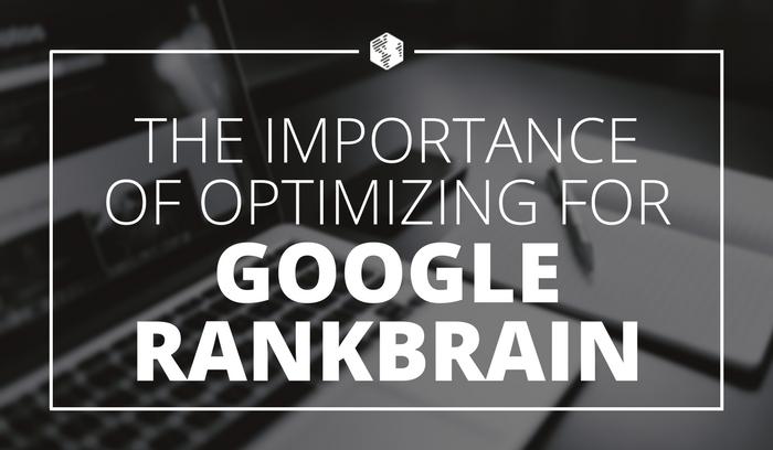 Optimizing Google Rankbrain